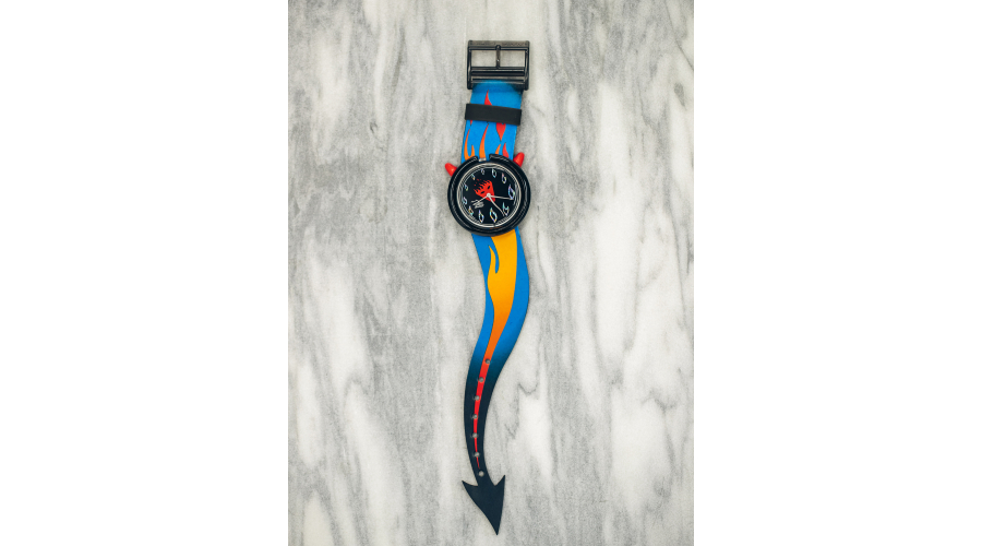 SWATCH Hot Stuff PMB103, 1995