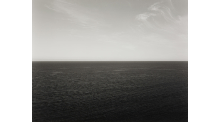 HIROSHI SUGIMOTO Tasman Sea, Ngarupupu, 1990