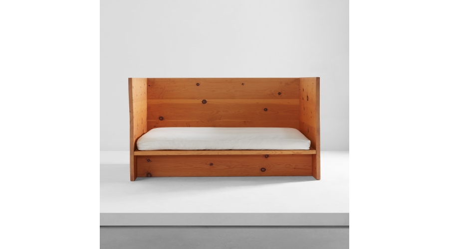 DONALD JUDD Daybed, 1993