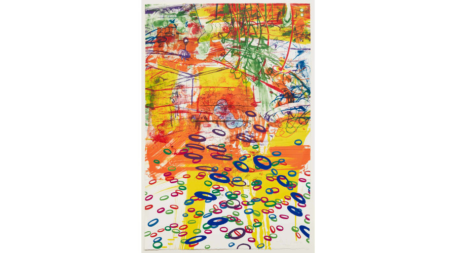 CARROLL DUNHAM Full Spectrum, 1985-87