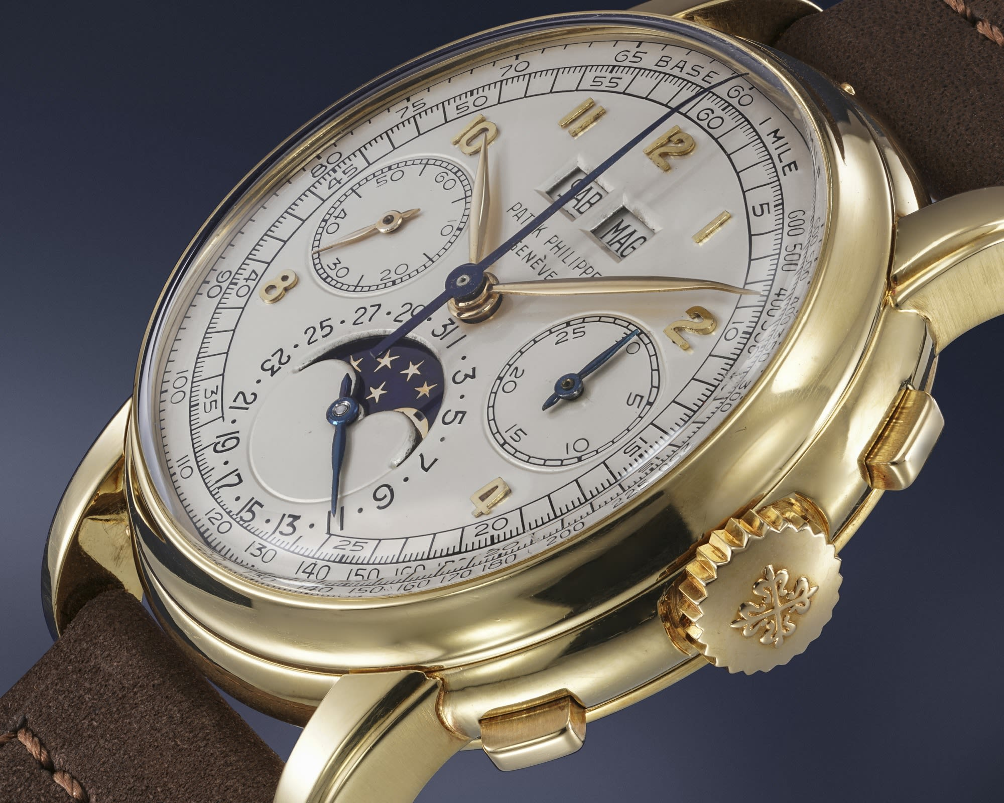 Watches future auctions