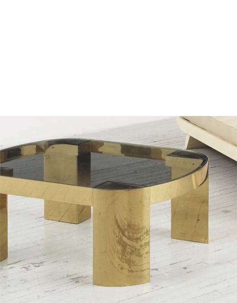 Karl Springer   Coffee Table · Karl Springer