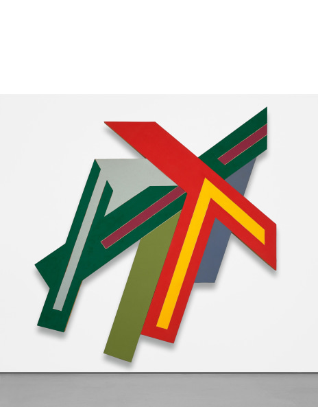 Frank Stella: Works for Sale, Upcoming Auctions & Past Results