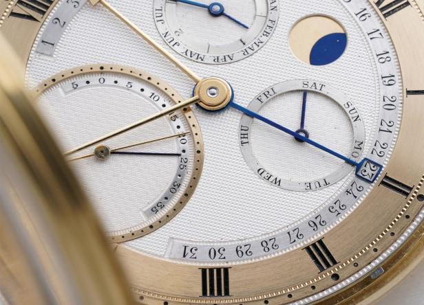 The Geneva Watch Auction: NINE