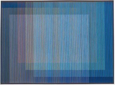 CARLOS CRUZ-DIEZ Physichromie № 480, 1969