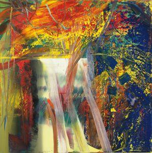 GERHARD RICHTER Abstraktes Bild (610-1), 1986