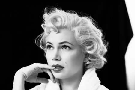 BRIGITTE LACOMBE Michelle Williams, 'My Week with Marilyn', London, U.K., 2010