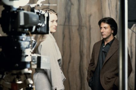 BRIGITTE LACOMBE Meryl Streep and Dustin Hoffman, 'Kramer vs. Kramer', New York, N.Y., 1979