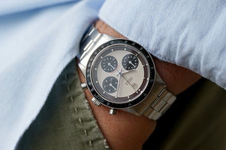ROLEX Daytona Reference 6241 with Paul Newman dial