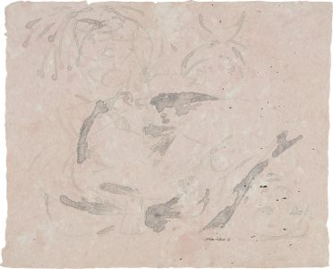JACKSON POLLOCK Untitled, 1951