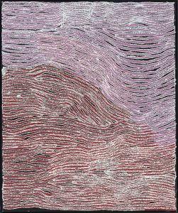 ESTHER GILES Purrungu - Python Story, 2014