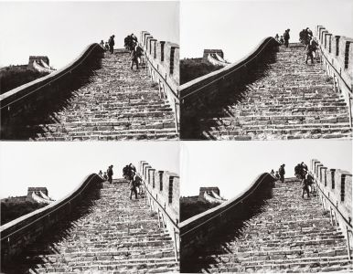 Andy WarholThe Great Wall of China