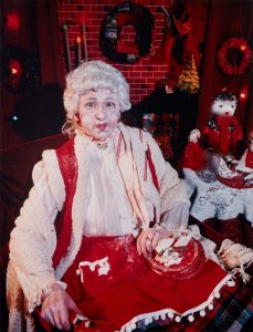 CINDY SHERMAN Untitled (Mrs. Claus), 1990