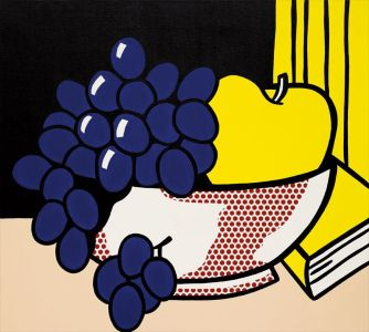 ROY LICHTENSTEIN Still Life, 1972