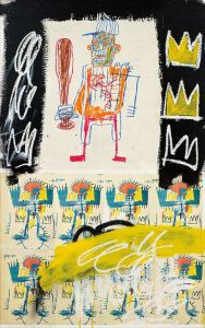 JEAN-MICHEL BASQUIAT Untitled, 1981