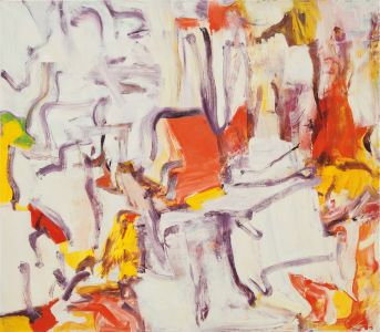 WILLEM DE KOONING Untitled II, 1980