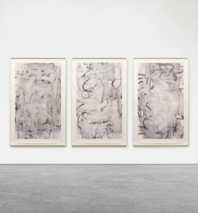 CHRISTOPHER WOOL Three Women (Light I, II, III), 2005, Edition of 9 + 3 AP