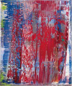 Gerhard RichterAbstraktes Bild (720-2)