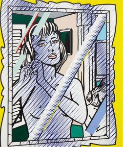 Roy LichtensteinNudes in Mirror