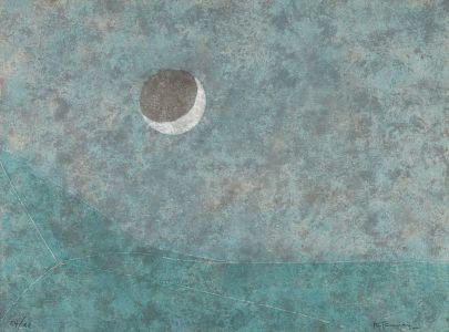 Rufino TamayoEclipse, from Rufino Tamayo 15 Etchings