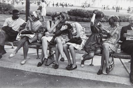 Garry Winogrand, World's Fair, New York City, 1964.