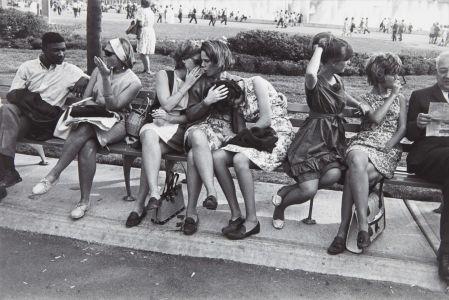 Garry Winogrand, World's Fair, New York City, 1964.