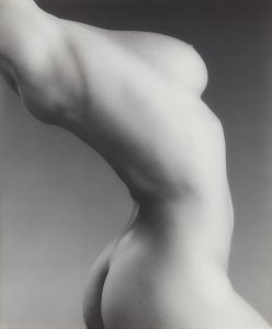 ROBERT MAPPLETHORPE Lisa Marie, 1987