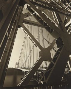 EDWARD STEICHEN George Washington Bridge, New York, 1931