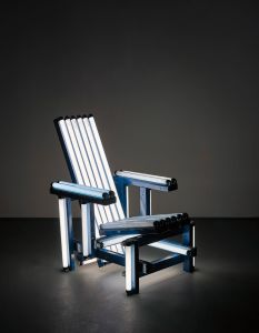 Iván NavarroBlue Electric Chair
