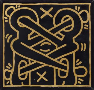 KEITH HARING Untitled, 1984
