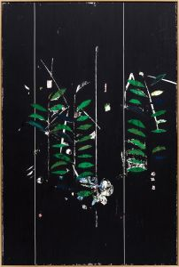 Harold AncartUntitled (Full Moon in the Deep Forest)