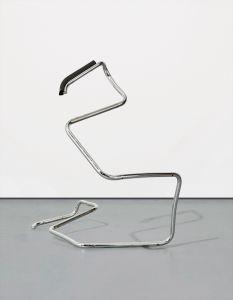Wade GuytonUntitled (Action Sculpture)