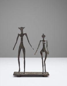 Diego GiacomettiLe Couple