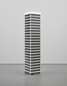 Julian OpieModern tower. 10