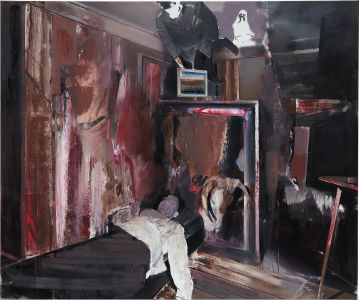 ADRIAN GHENIE The Collector 4, 2009