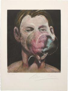 Francis BaconPortrait of Peter Beard