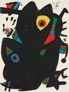 Joan MiróMontroig II