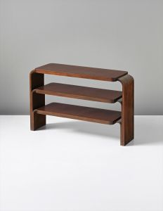 ALVAR AALTO Shelf unit, model no. 111, circa 1934