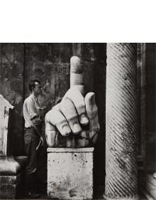 Robert Rauschenberg - Cy + Relics—Rome