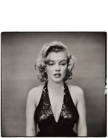 Richard Avedon - Marilyn Monroe, New York City, May 6
