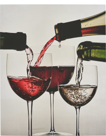 Irving Penn - Three Wines of France, New York