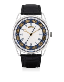 De Bethune - A very fine and rare limited edition white gold wristwatch with tourbillon, dead beat seconds and guilloché dial, numbered 4 of a limited edition of 20 pieces