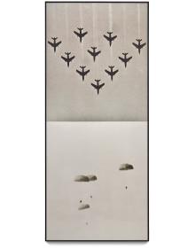 John Baldessari - Airplanes / Parachutes