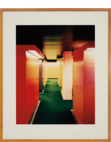 Andreas Gursky - Zurich Bankproject no. 8