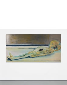 Marlene Dumas - Cultural Exchange (Mummie wants to go home)