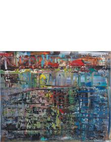 Gerhard Richter - Abstraktes Bild (714-1)