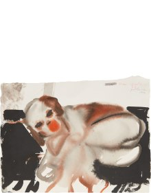 Marlene Dumas - The Apple