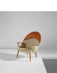 "Hans J. Wegner - ""Peacock"" easy chair, model no. JH521"