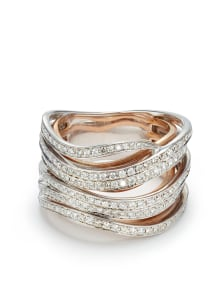 Chimento - A Gold and Diamond Ring