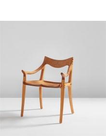 Sam Maloof - Low back side chair